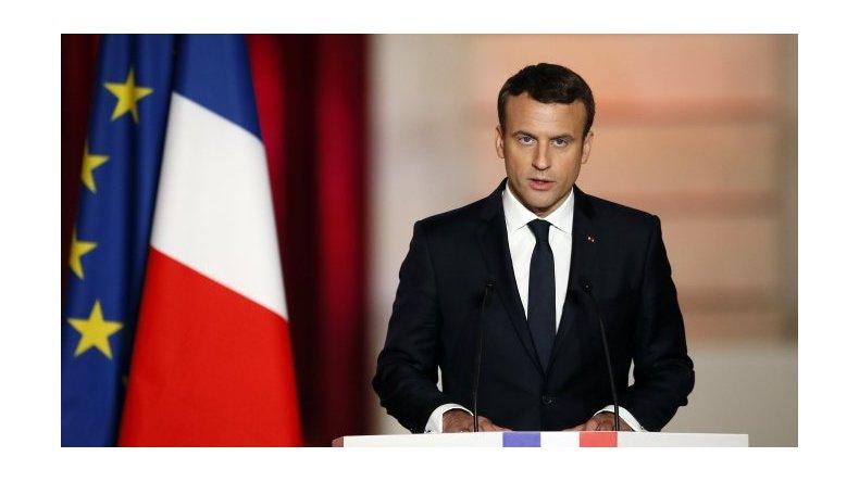 Emmanuel Macron ya asumió la presidencia de Francia