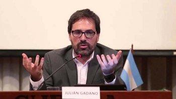 Julián Gadano, subsecretario de Energía Nuclear.