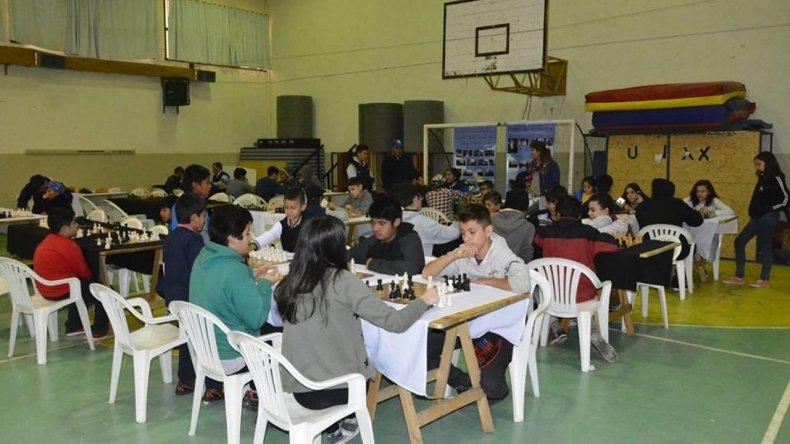 Gabriel Ulloa ganó el 1er. Interprovincial de Ajedrez