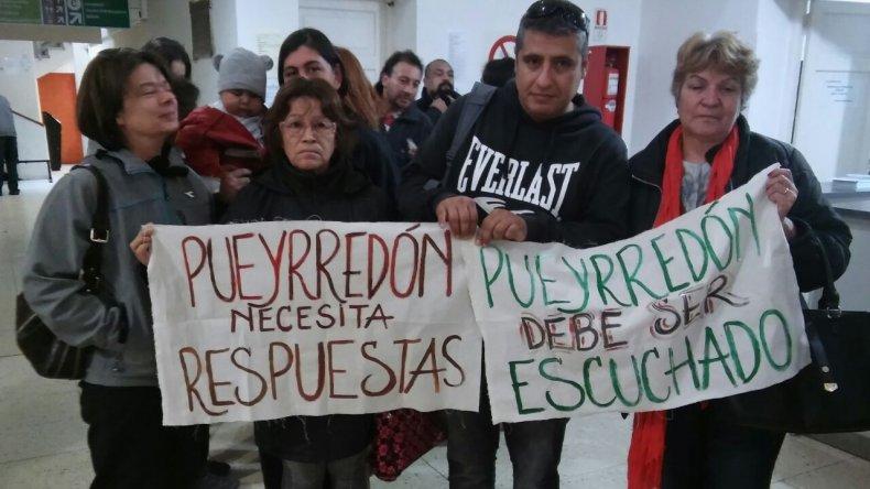 Vecinos piden un resarcimiento económico para damnificados