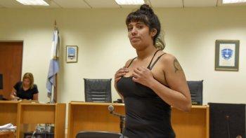 El acusado Claudio Vera y su ex pareja, Brenda Vargas(foto), mantuvieron comunicaciones telefónicas entre las 17:30 y las 19:30 del 17 de marzo de 2014, día en que fue asesinado Néstor Vázquez.