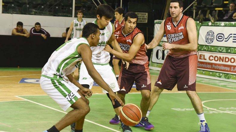 Federación Deportiva recibirá esta noche a Escuela Municipal Pueyrredón.