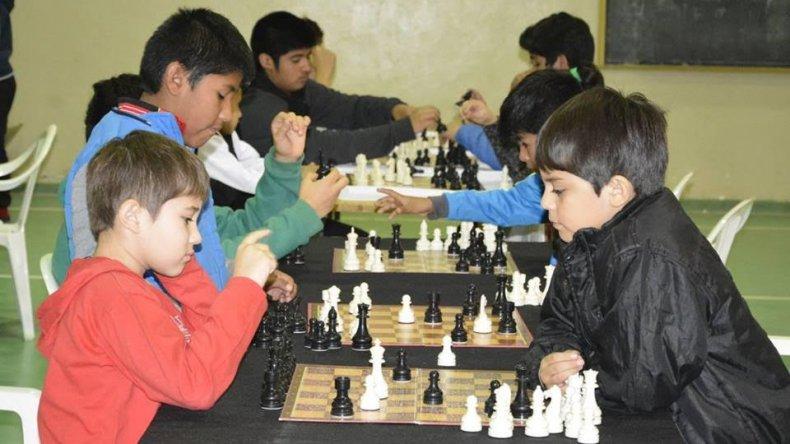 El interprovincial de ajedrez se disputó en la escuela 172.