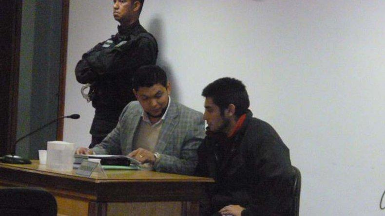 Franco Casimiro fue sometido a un juicio abreviado.