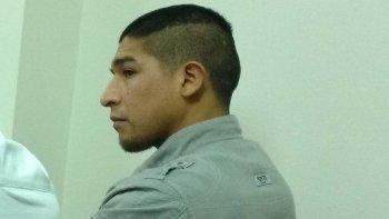 A Bruno Nehiual se le imputa haber amenazado a otro detenido para que se hiciera cargo del robo que él habría cometido.