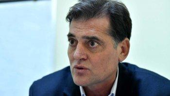 Ignacio Agulleiro, ministro de Ambiente de Chubut.