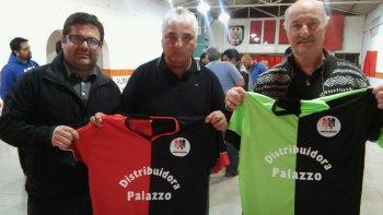 palazzo presento su nueva indumentaria para la temporada 2017