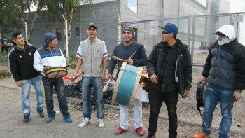 trabajadores de la metalurgica cavion suspendieron las medidas