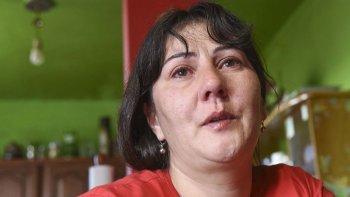 Gladys, la hermana de la víctima, espera que los investigadores detengan al autor y que se haga justicia.