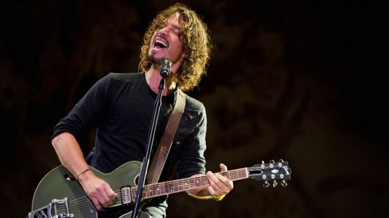 Murió el cantante Chris Cornell a los 52 años
