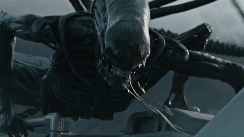 Alien: Covenant en Cine Coliseo