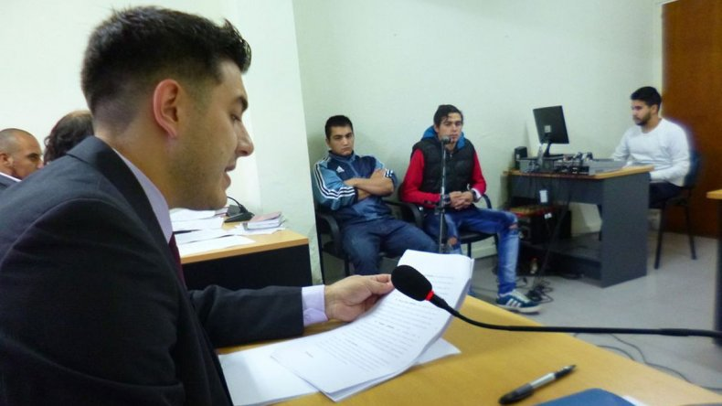 El funcionario fiscal Cristian Olazábal pidió ayer que los imputados sean enjuiciados por el crimen del ingeniero del Moure.