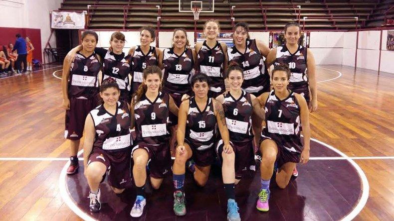 Las chicas de la Fede de Primera división siguen firmes en el torneo Patagonia Sur.