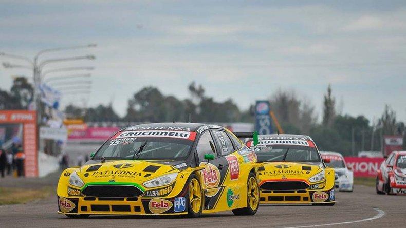 Luciano Farroni va a Rosario con la intención de ser competitivo.