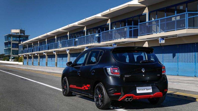 Así es el Renault Sandero R.S. para el Salón de Buenos Aires