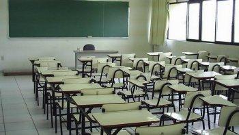 son 30 las escuelas que seguiran sin clases por el paro de auxiliares