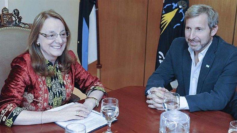 A pesar de que Alicia Kirchner mantuvo varias audiencias con Rogelio Frigerio