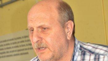 César Herrera, titular de la UCR en Chubut.