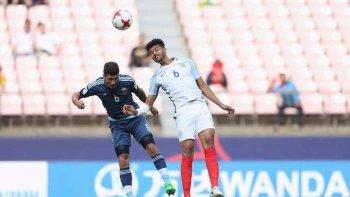 dura derrota de argentina ante inglaterra en el debut