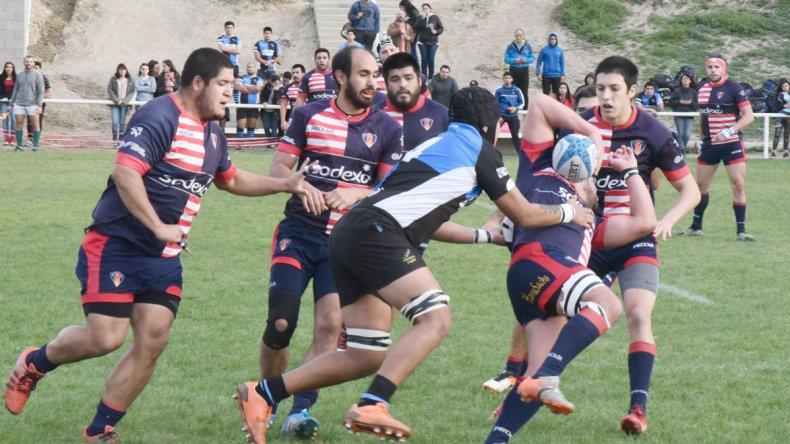 Calafate RC se quedó con una gran victoria como local al derrotar a Comodoro RC por la tercera fecha del torneo Austral de rugby.
