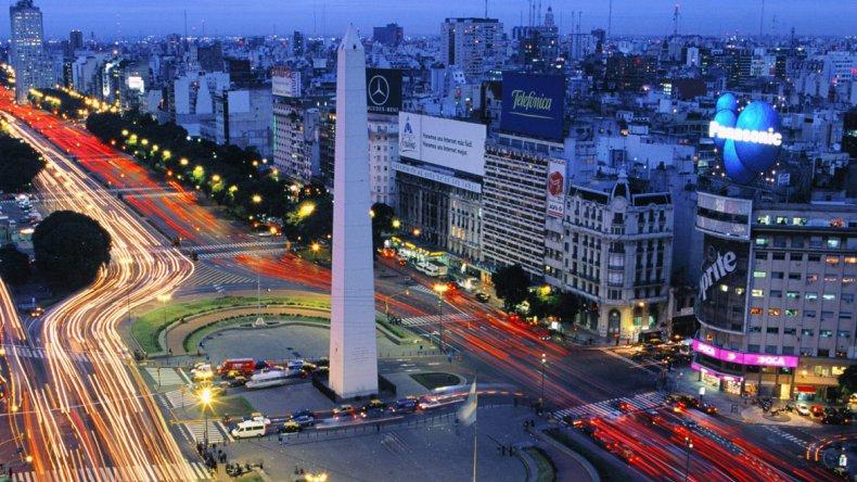 Buenos Aires es una ciudad cosmopolita y un importante destino turístico mundial.