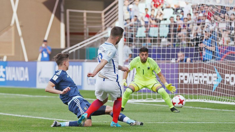 Argentina tuvo un mal debut en el Mundial Sub 20 y ahora se las verá con el local Corea del Sur.