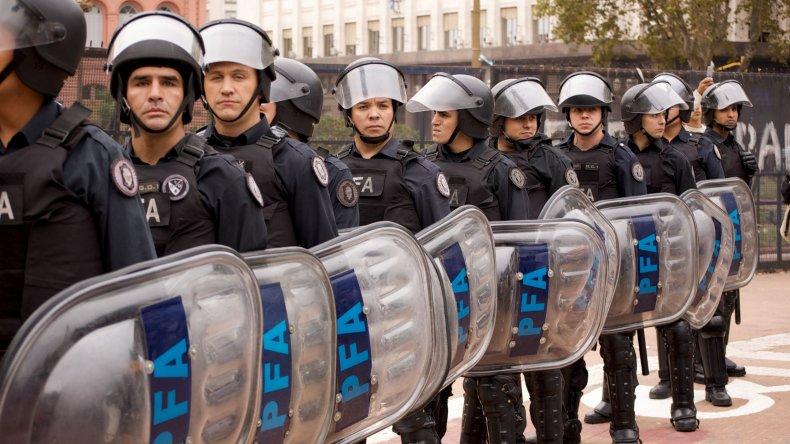 Gestiones municipales  para el destacamento  de la Policía Federal