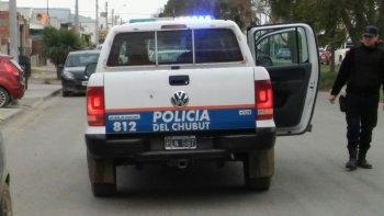 Foto: En esta camioneta debieron trasladar aMario Puchi.