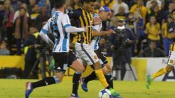 central goleo a racing en rosario