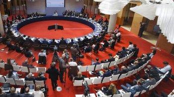 Una nueva reunión de países para pensar sobre el clima mundial.