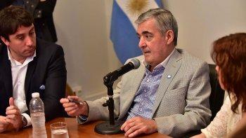 Das Neves ofreció una conferencia ayer en la que habló de la incidencia de las políticas de Nación en la realidad provincial.