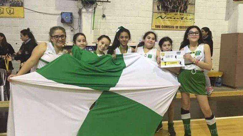 Experiencia positiva para las chicas del Sub 12 del Club Santa Lucía