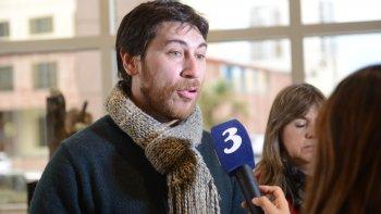 Orlando Vera, referente máximo del FRACh que denuncia irregularidades en la última convención de la UCR.