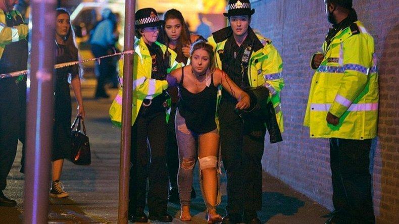 Muchos niños y jóvenes están entre los 22 muertos y 59 heridos
