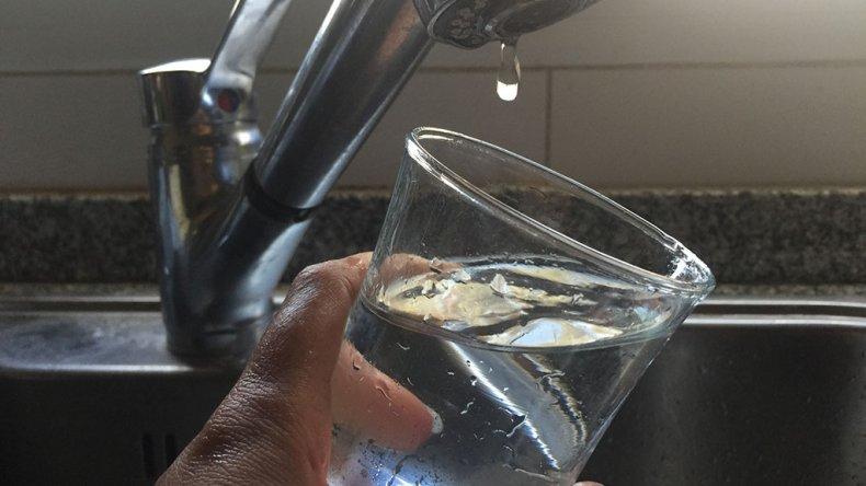 Corte de agua en zona norte y sur de Comodoro