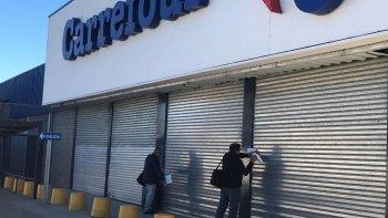 clausuraron supermercado por presencia de roedores y falta de higiene