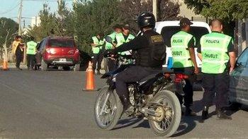 comodoro tendra la division motos de la policia