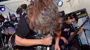 el heavy metal acorta la semana en el industrial