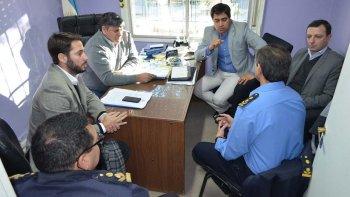 El ministro Pablo Durán anunció la creación de la División Motos de la policía para dentro de 60 días.