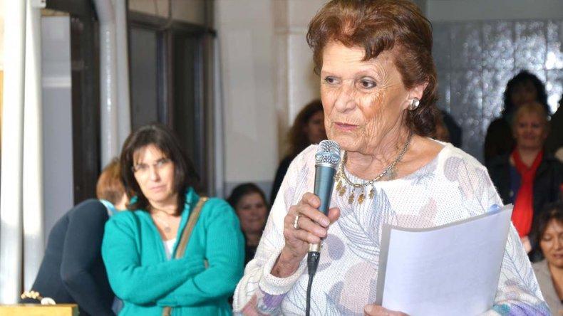 Falleció la artista plástica Dolores Ocampo de Morón