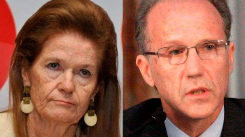 Piden la separación de Rosenkrantz y Highton de Nolasco como profesores de la UBA