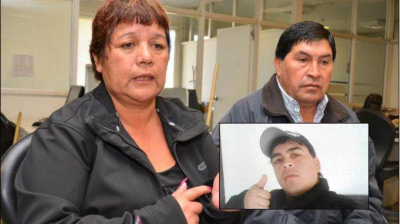 Olga Cañupán contra el fiscal Cabral:es una vergüenza lo que hizo