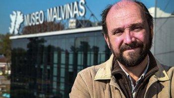 El director del Museo Malvinas, Federico Lorenz, llegará a Comodoro Rivadavia para abrir las 2ª jornadas de Historia Reciente de la Patagonia.