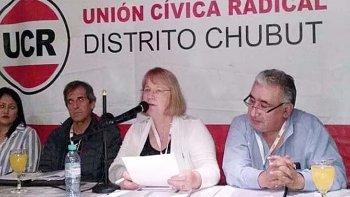 La presidenta de la Convención, Margarita Jones de Green, y varios convencionales firmaron un documento donde solicitan la intervención del partido.
