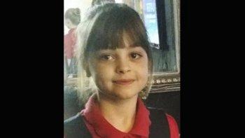 las ultimas palabras de la nena de 8 anos que murio en el atentado
