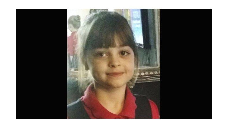Las últimas palabras de la nena de 8 años que murió en el atentado