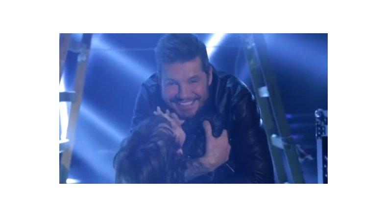 Vuelve Showmatch: la promo de Marcelo Tinelli con su hijo Lorenzo