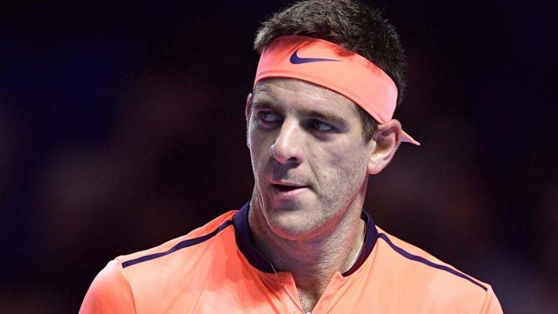 Juan Martín Del Potro desmintió a través de un comunicado que haya prometido su presencia para el repechaje de la Copa Davis.