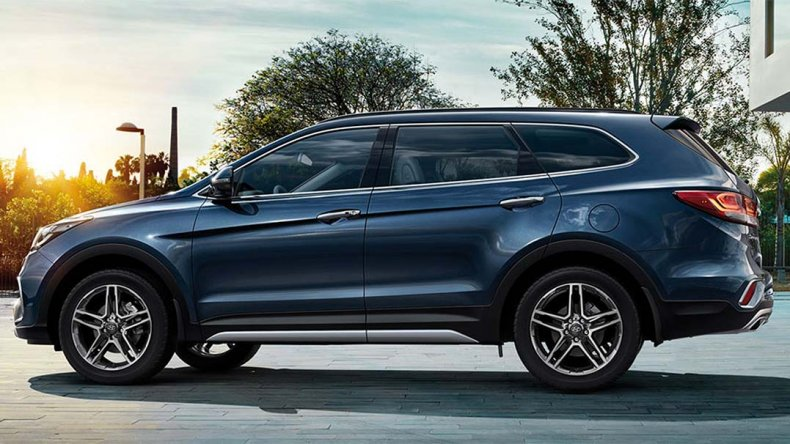 Lanzamiento: Hyundai Grand Santa Fe V6