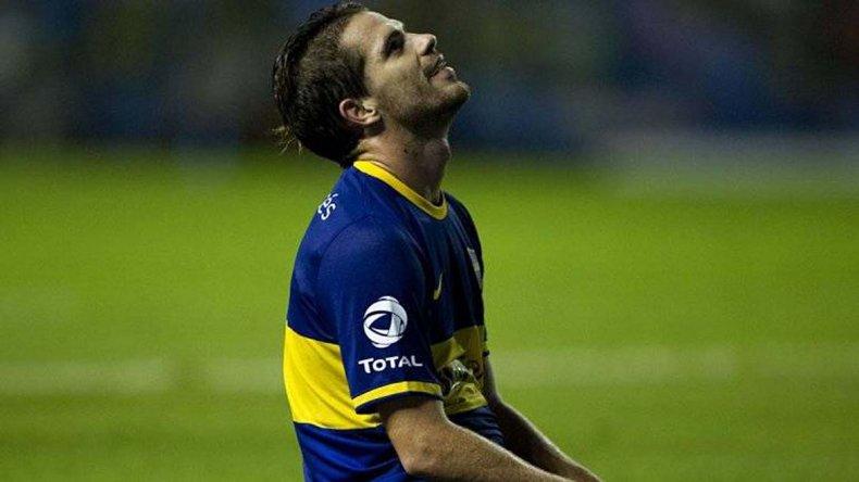 Fernando Gago pasó a ser la gran duda de cara al duelo que Boca jugará mañana como visitante frente a Huracán.